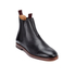 H Shoes by Hudson Men's Tamper Leather Chelsea Boots - Black: Image 5