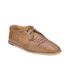 Hudson London Men's Barra Woven Leather Shoes - Tan: Image 5