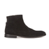 H Shoes by Hudson Men's Howlett Suede Boots - Black: Image 1