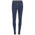 Nudie Jeans Women's Pipe Led Skinny Jeans - Night Shadow: Image 1
