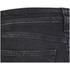 Nudie Jeans Women's Skinny Lin 'Skinny/Curved Waist' Jeans - Used Black: Image 4