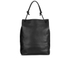 Paul Smith Accessories Women's Medium Leather Paper Tote Bag - Black: Image 5