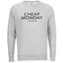 Cheap Monday Men's Rules Logo Sweatshirt - Grey Melange: Image 1
