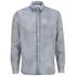 Cheap Monday Men's Air Denim Shirt - Jet Blue: Image 1