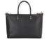 Lulu Guinness Women's Frances Medium Tote Bag with Lip Charm - Black: Image 6