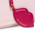 Lulu Guinness Women's Rita Small Cross Body Grab Bag - Light Magenta: Image 3