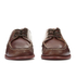 G.H Bass & Co. Men's Camp Moc Jackman Pull Up Leather Boat Shoes - Mid Brown: Image 4