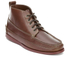 G.H. Bass & Co. Men's Camp Moc Ranger Pull Up Leather Boots - Mid Brown: Image 5