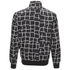 McQ Alexander McQueen Men's Harrington Bomber Jacket - Dark Black Mid Square: Image 2