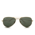 Ray-Ban Aviator Large Metal Sunglasses 58mm - Mirrow Multi Green: Image 1