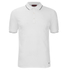 HUGO Men's Delorian Tipped Polo Shirt - White: Image 1