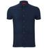 HUGO Men's Darizona Short Sleeve Shirt - Navy: Image 1