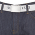 Smith & Jones Men's Farrier Belted Denim Jeans - Dark Wash: Image 4