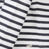 BOSS Orange Women's Treifi Stripe Top - Dark Blue: Image 6