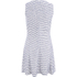 BOSS Orange Women's Dicoco Stripe Dress - White: Image 2