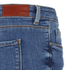 BOSS Orange Women's J10 Florida Frayed Cuff Jeans - Blue: Image 5