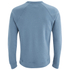 OBEY Clothing Men's Lofty Creature Comforts Crew Sweatshirt - Heather Faded Indigo: Image 2