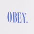 OBEY Clothing Men's New Times Basic T-Shirt - White: Image 3
