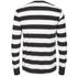 OBEY Clothing Men's Alliance Long Sleeve T-Shirt - Black/Multi: Image 2