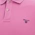 GANT Men's Contrast Collar Pique Polo Shirt - Bubblegum: Image 3
