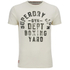 Superdry Men's Boxing Yard Short Sleeve T-Shirt - Gym Ecru: Image 1