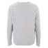 KENZO Women's Brushed Molleton Small Tiger Sweatshirt - Pale Grey: Image 2