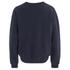 OBEY Clothing Women's Never Just Rock N Roll Sweatshirt - Navy: Image 3