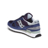 Saucony Men's Shadow Original Trainers - Navy/Grey: Image 5