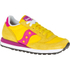 Saucony Women's Jazz Original Trainers - Yellow/Berry: Image 2