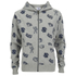 Billionaire Boys Club Men's Full Coverage Hoody - Heather Grey: Image 1