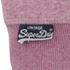 Superdry Women's Chain Stitch Crew Sweatshirt - Rose Twist: Image 5