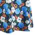 Carven Women's Floral Mini Dress - Multi: Image 5