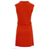 Carven Women's Jersey Mini Dress - Red: Image 2