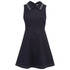 REDValentino Women's Collar Denim Dress - Blue: Image 1