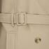 REDValentino Women's Bullseye Back Trench Coat - Beige: Image 4