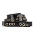 REDValentino Women's Stud Bow Belt: Image 1