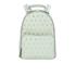 REDValentino Women's Eyelet Backpack - Mint: Image 1