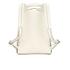 REDValentino Women's Eyelet Backpack - White: Image 5