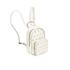 REDValentino Women's Mini Eyelet Backpack - White: Image 2