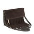 Elizabeth and James Women's Andrew Clutch Bag - Chocolate: Image 2