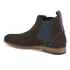 Ted Baker Men's Camroon 4 Suede Chelsea Boots - Dark Brown: Image 4