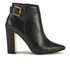 Ted Baker Women's Preiy Leather Heeled Ankle Boots - Black: Image 1