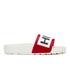 Hunter Women's Original Slide Sandals - White: Image 2