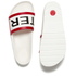 Hunter Women's Original Slide Sandals - White: Image 5