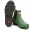 Hunter Men's Original Dark Sole Chelsea Boots - Bright Grass: Image 6
