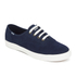 Keds Women's Triumph Sport Perforated Suede Trainers - Navy: Image 2
