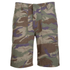 Maharishi Men's Reversible Camo Shorts - Papal Woodland/Sand: Image 1
