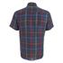 Oliver Spencer Men's Short Sleeved Eton Shirt - Pilford Multi: Image 2