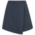 The Fifth Label Women's Now You See Me Skirt - Petrol Blue: Image 1