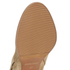 See By Chloé Women's Suede Heeled Ankle Boots - Beige: Image 5